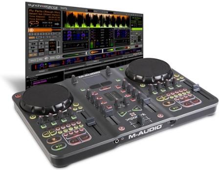 M-Audio Torq Xponent Advanced DJ Performance/Production System