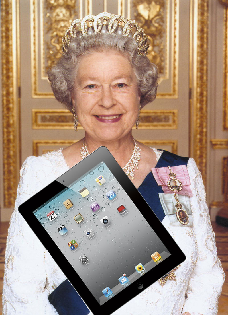 Image result for queen ipad