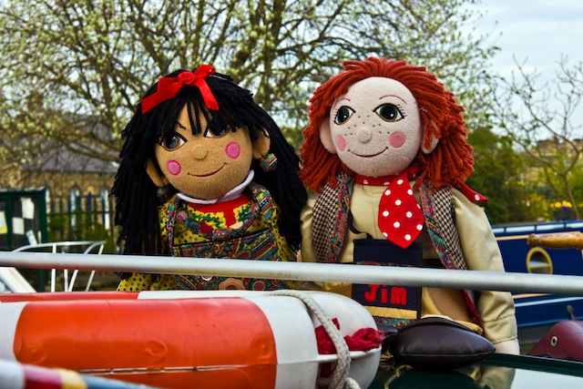 Google to map UK canals for Street View: Rosie and Jim