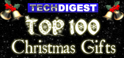Top 100 Christmas Presents 2008: 100 to 96 - Tech Digest