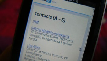 2007 tech trends no. 6: social networking goes mobile tech digest
