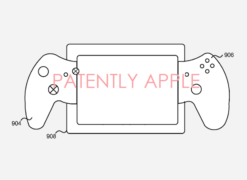 Microsoft working on a split controller for tablet gaming