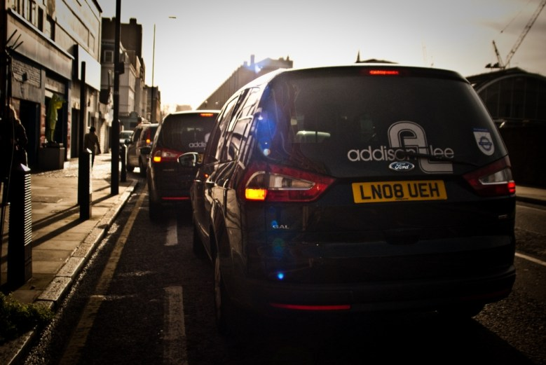 Addison_Lee_car_in_2011