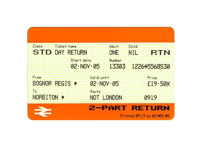 trainticket