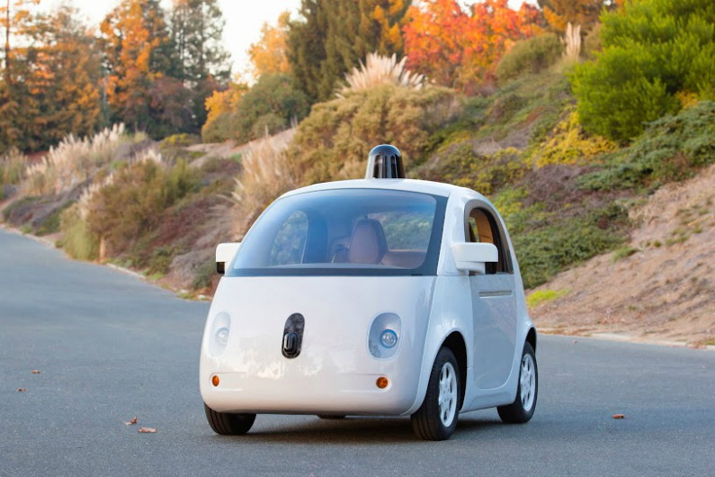 google-car-prototype