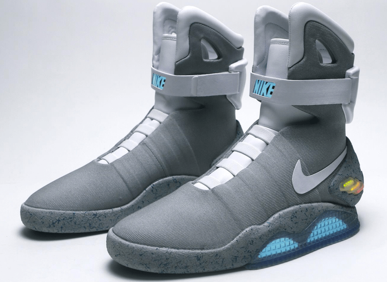 d6e7a9365a9 2015 is the year that Marty and Doc Brown travel to in the 1989 sequel – so  expect to see a lot of BTTF stuff this year. Nike has also clearly  identified a ...