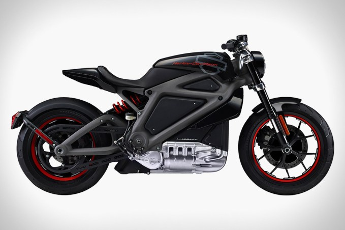 HarleyDavidsonelectricbike