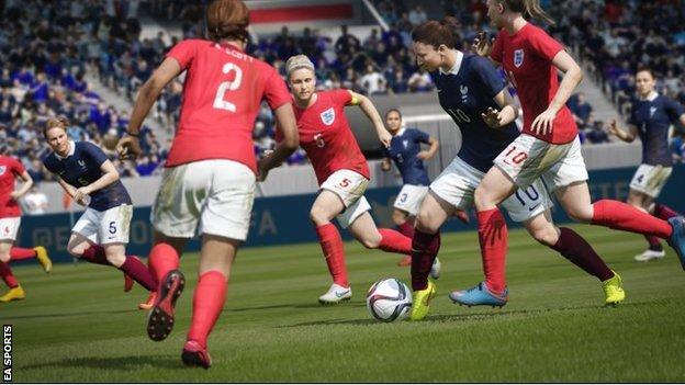 EASportswomen