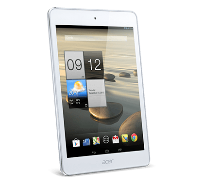 Acer Iconia: Solid, well built tablet with decent battery life