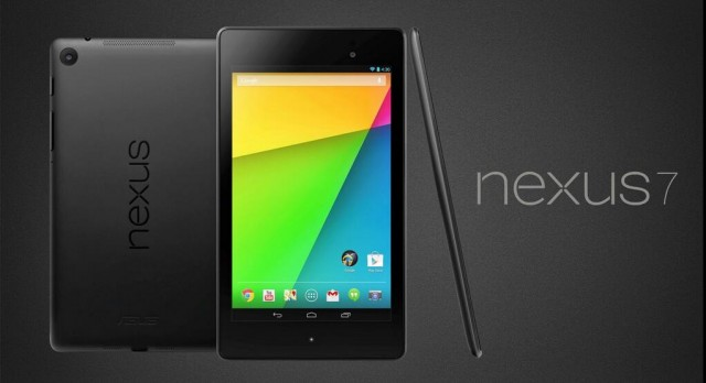 Google Nexus 7 - better value than ever with new model slated for 2016