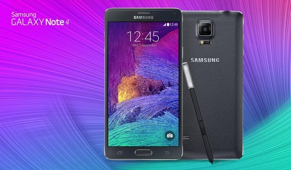 'Phablets' like the Samsung Galaxy Note 4 witnessed massive growth in 2015