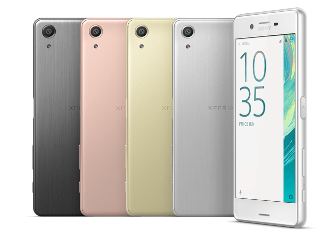 Sony's X Series range promises a battery life of 2 days