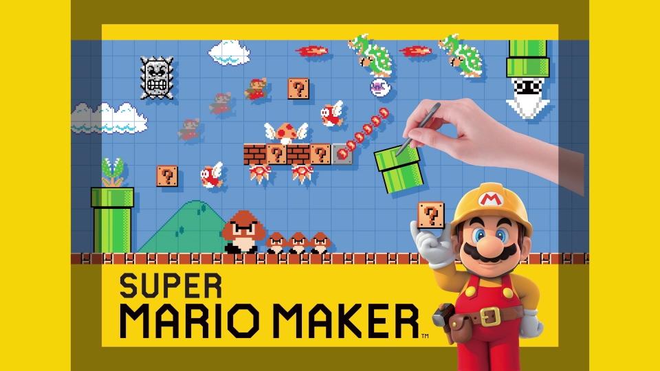 Nintendo's SuperMarioMaker