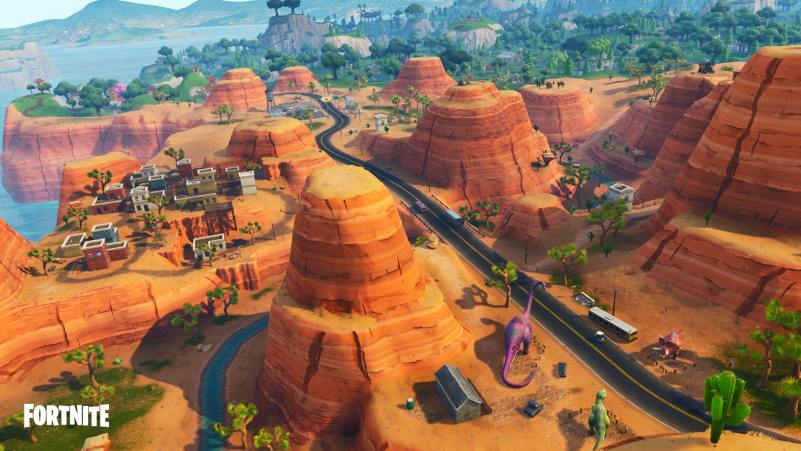- Fortnite 3 - Fortnite leads YouTube's list of most watched gaming trailers