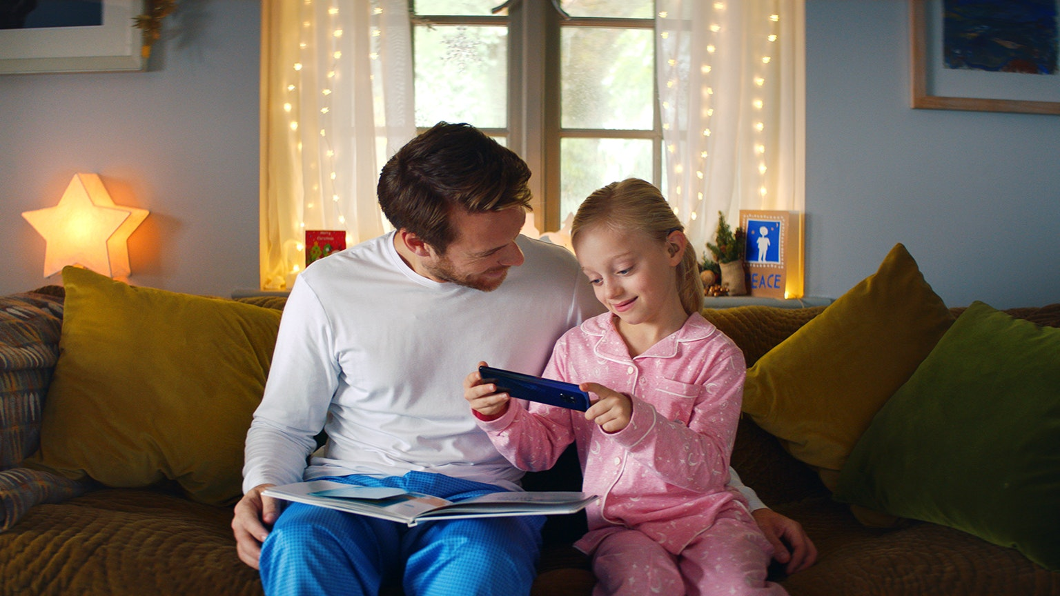 StorySign makes bedtime stories more accessible for deaf children