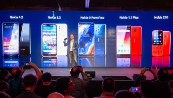 IFA2019: Nokia revamps classic 2720 flip phone - Tech Digest