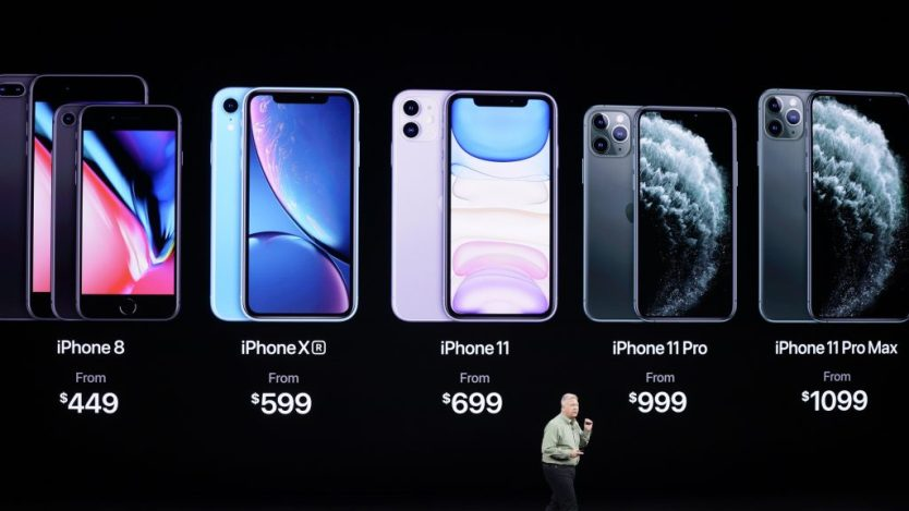 How does iPhone 11 Pro Max compare to rivals? - Tech Digest