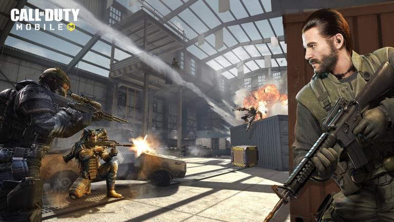 Call Of Duty: Mobile to launch October 1 for Android and iOS