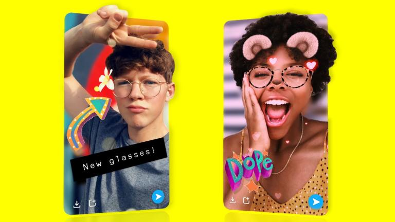 Snapchat brings 3D to photo messaging
