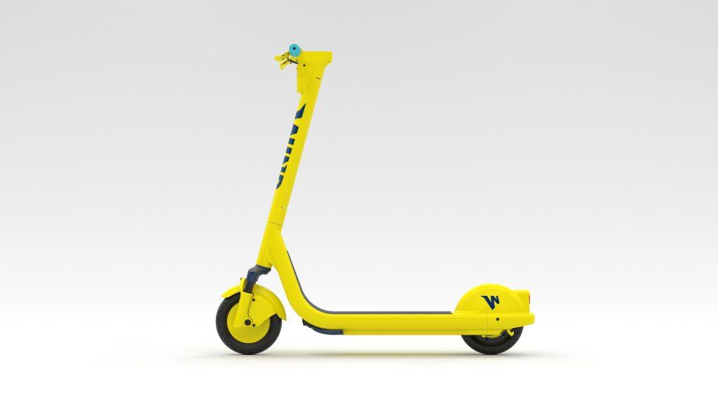 Wind UK e-scooter
