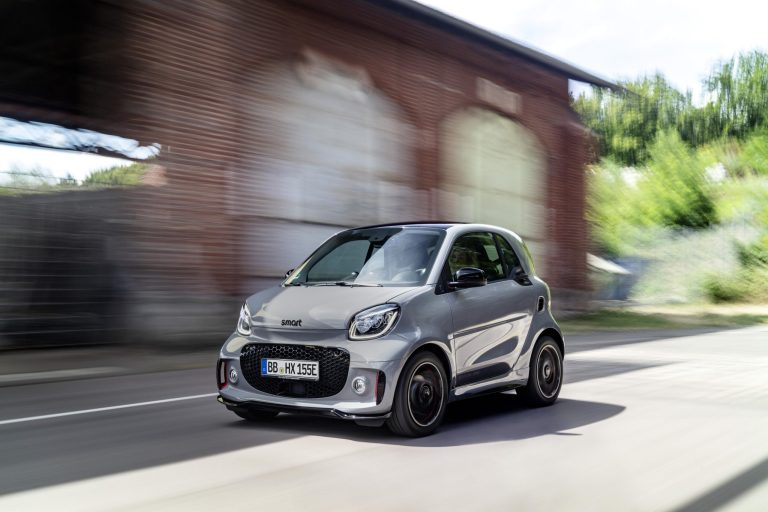 Smart EQ electric cars now on sale – prices from £16,850