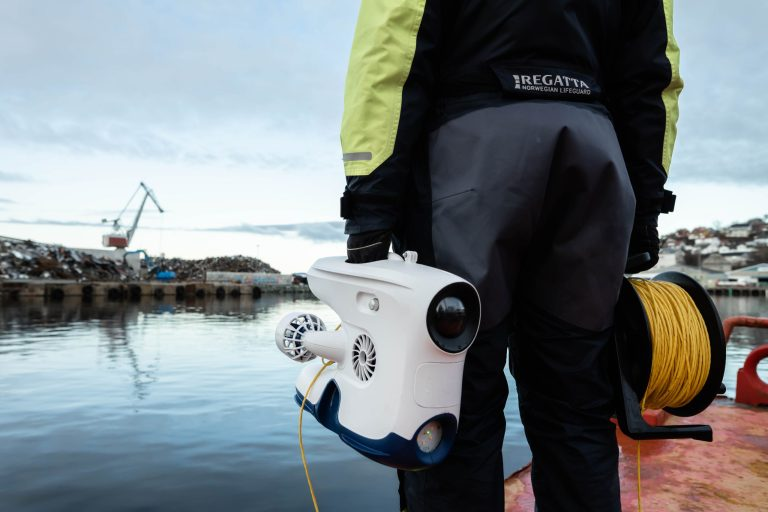 Blueye Robotics launches new underwater drone