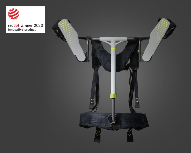 Hyundai exoskeleton wins Red Dot design award