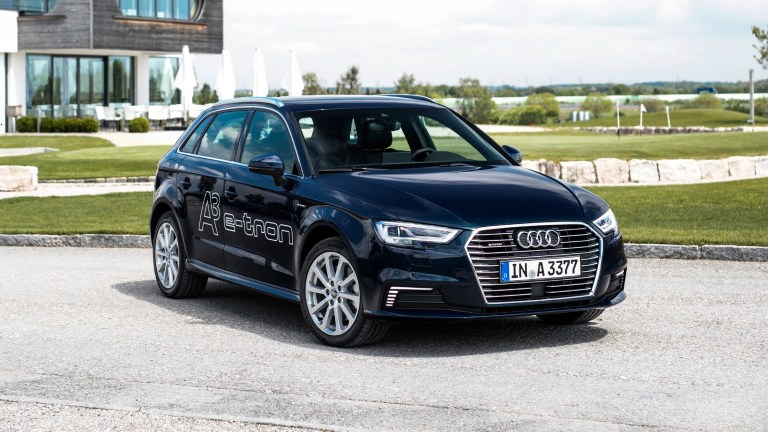 Which Electric Car batteries degrade least? Audi A3 Sportback e-tron tops list