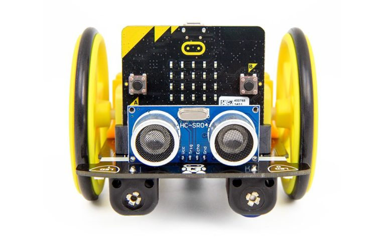 Kitronik Launches :Move Motor for BBC Micro:bit