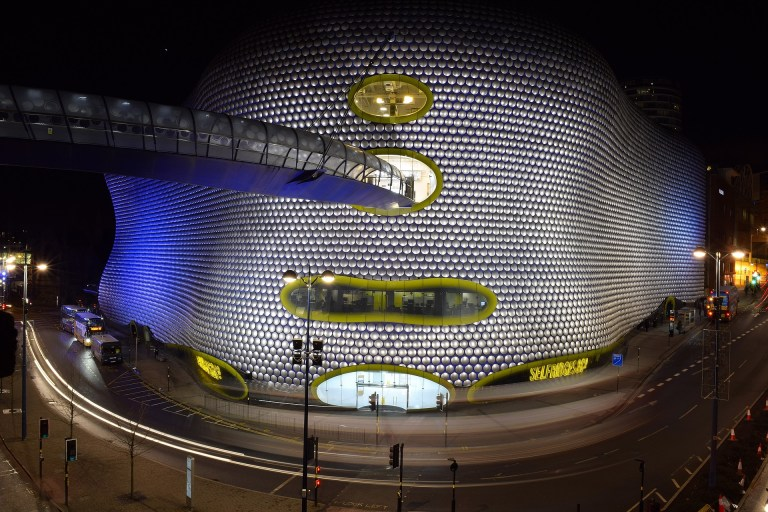 Zoopla names Birmingham as best UK location for remote working