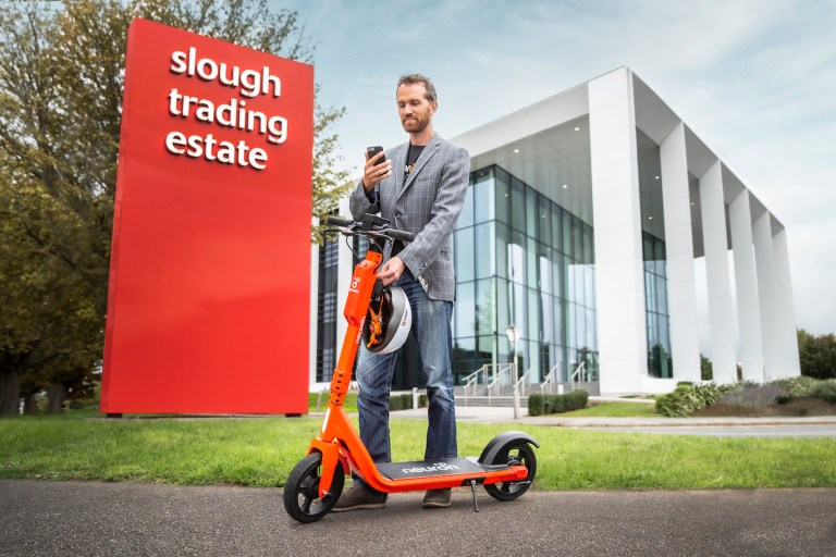 12 month e-scooter trial to start in Slough