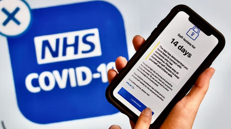 Tech Digest daily round up: NHS Covid app update blocked