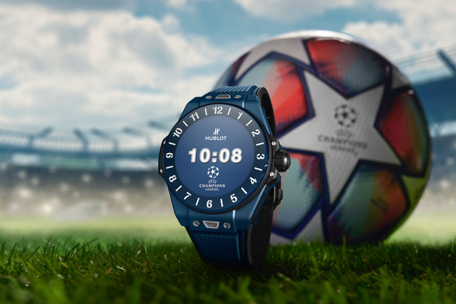 Hublot announces Big Bang E UEFA Champions League
