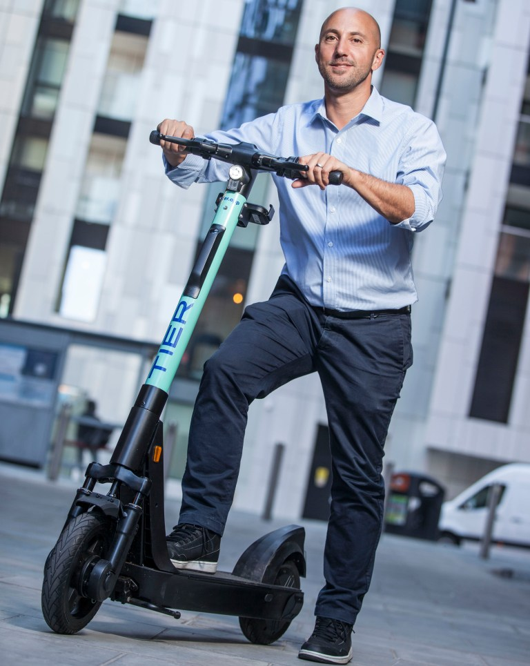 TIER offers first e-scooter theory test