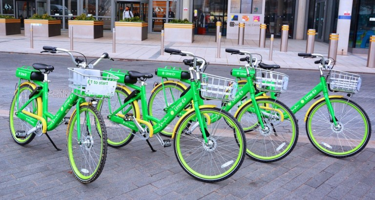 E-bike boom continues in London, claims Lime