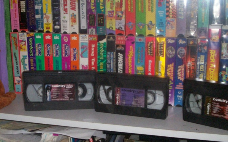 Is the Time Right for a VHS Comeback?