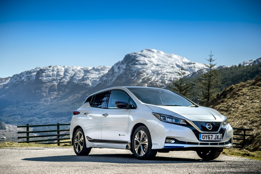 7 in 10 European drivers now considering electric, claims Nissan survey