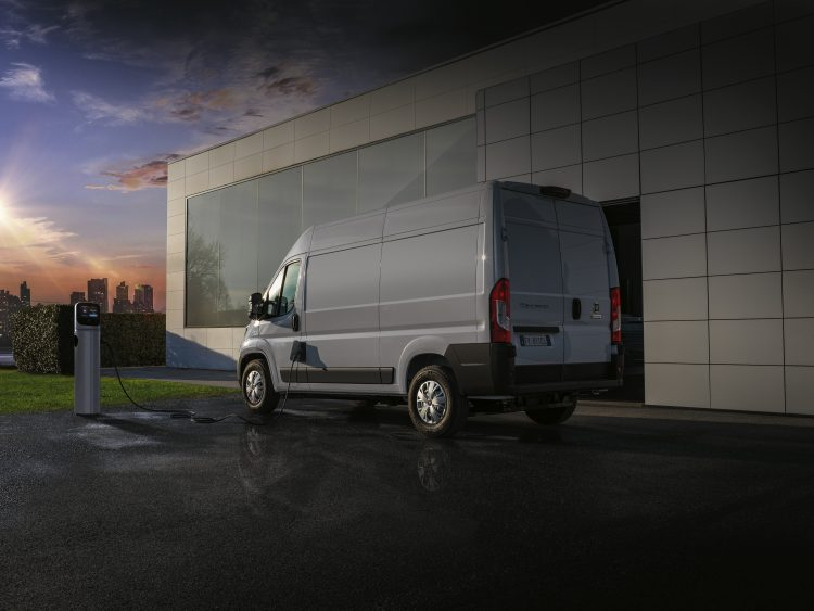 White van man 'going green', claims Fiat survey