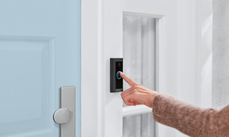 Ring unveils £49 wired video doorbell