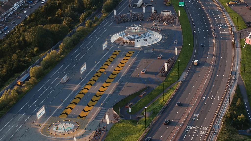 zero-emissions airport