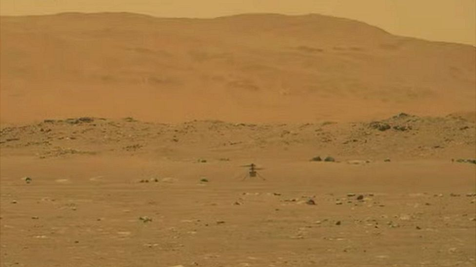 Tech Digest daily round up: Ingenuity helicopter takes flight on Mars