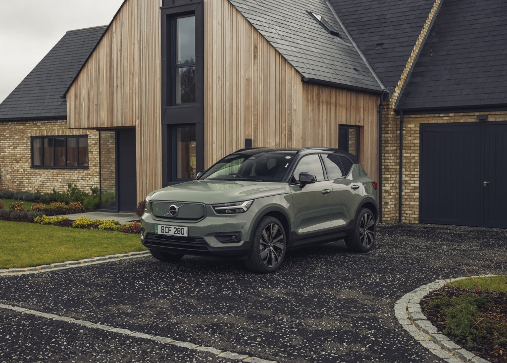 Expanded Volvo XC40 EV range now available from £50,000