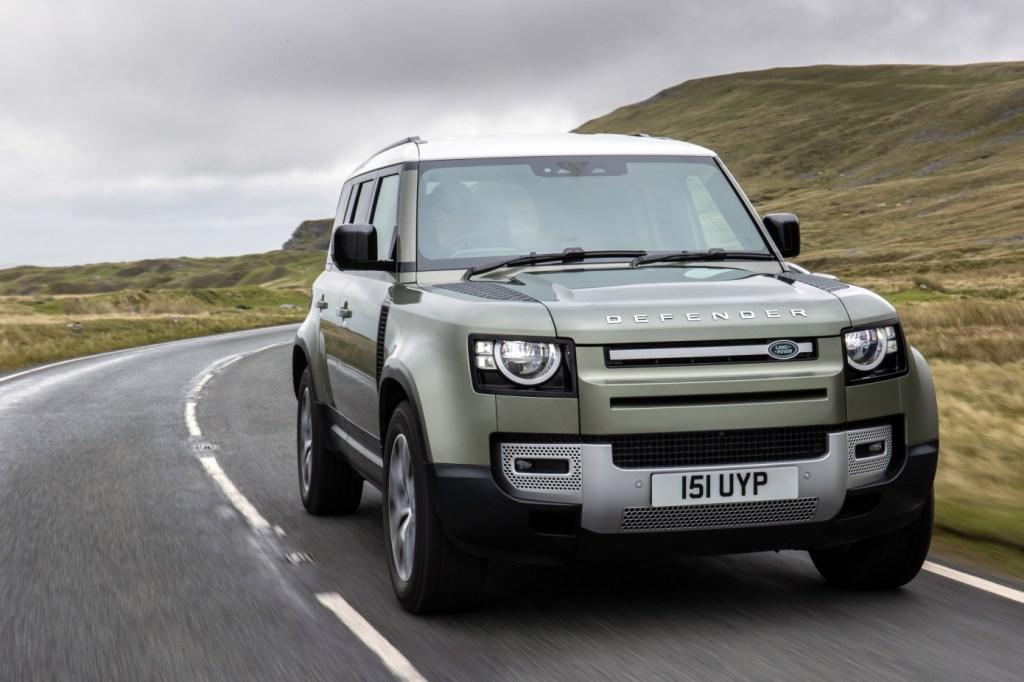 Jaguar Land Rover to develop hydrogen fuel cell EV