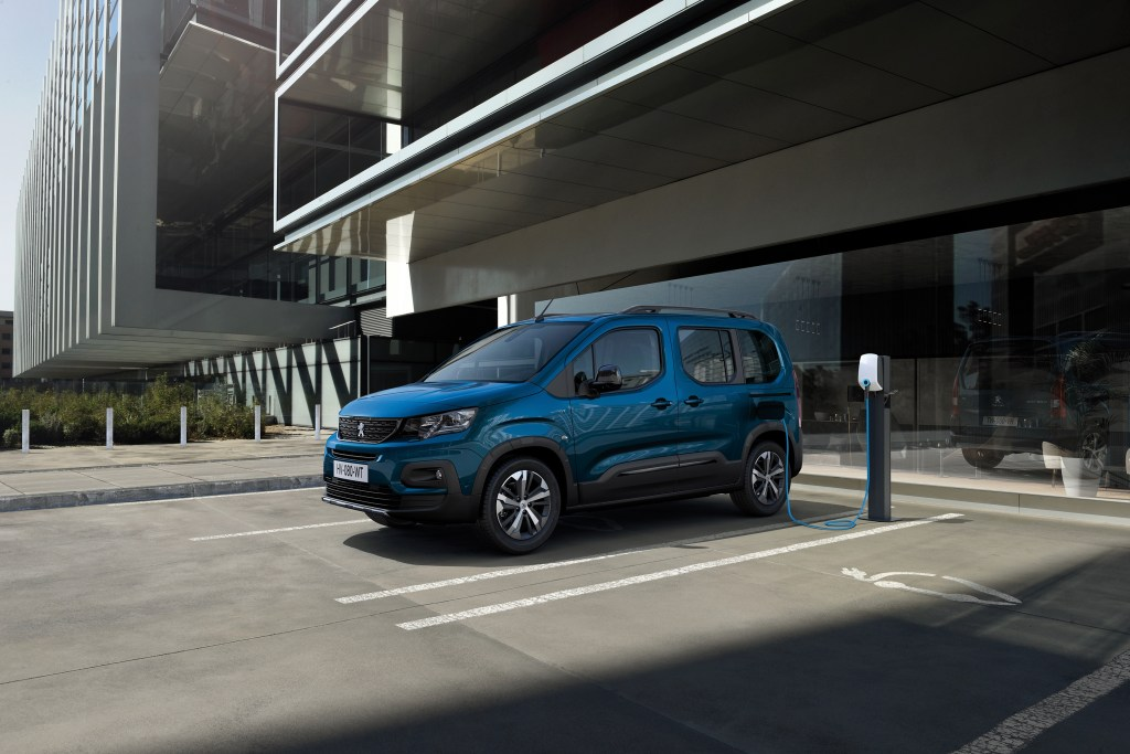 PEUGEOT e-Rifter EV now available to order