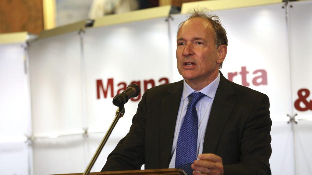 Sir Tim Berners-Lee auctions web source code as NFT