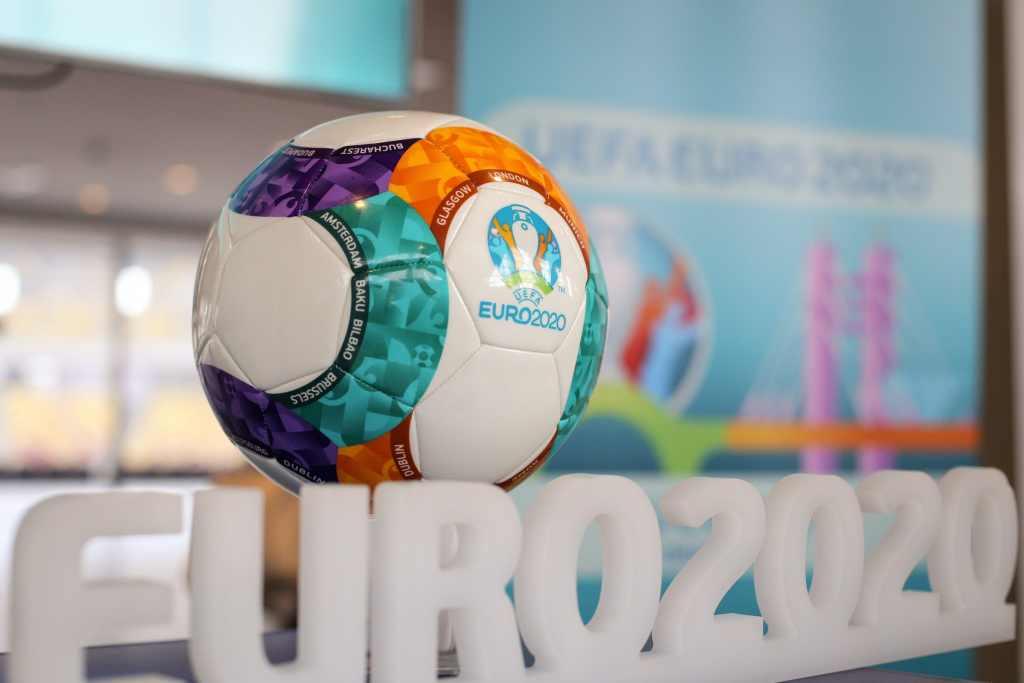 Euro 2020 football