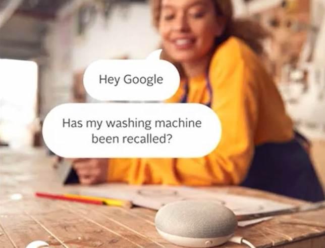 Charity develops smart speaker tool for product recalls