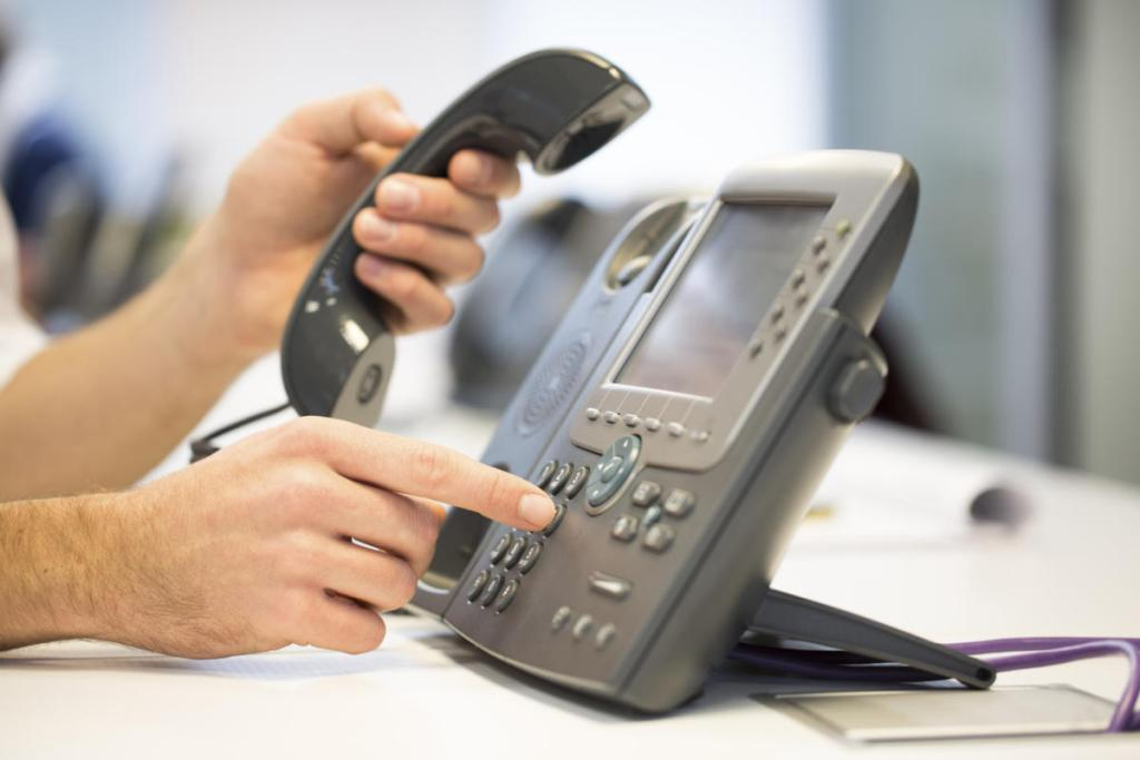 Office landlines to be extinct in 6 years, claims study