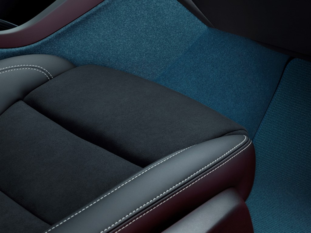Volvo goes leather-free for all new EVs