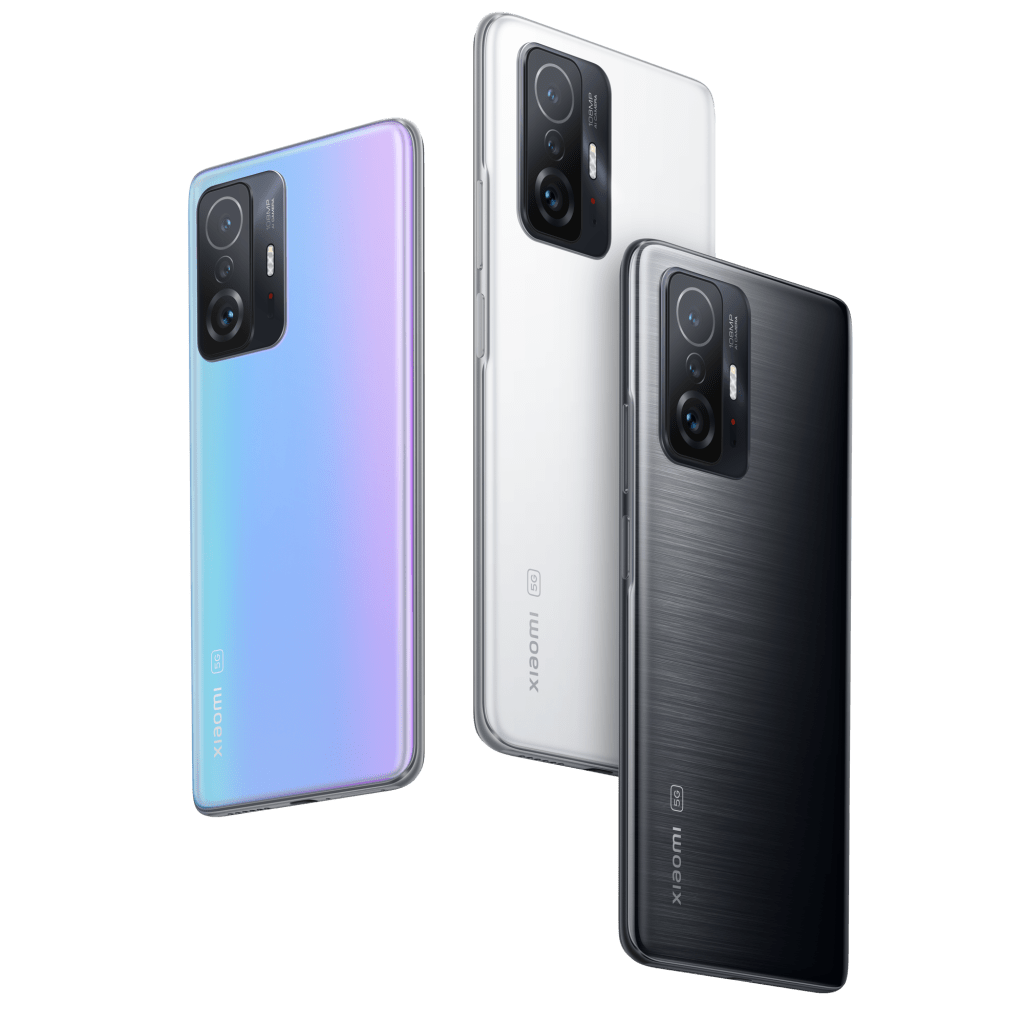 Xiaomi announces 5G phones, including 11T and 11T Pro